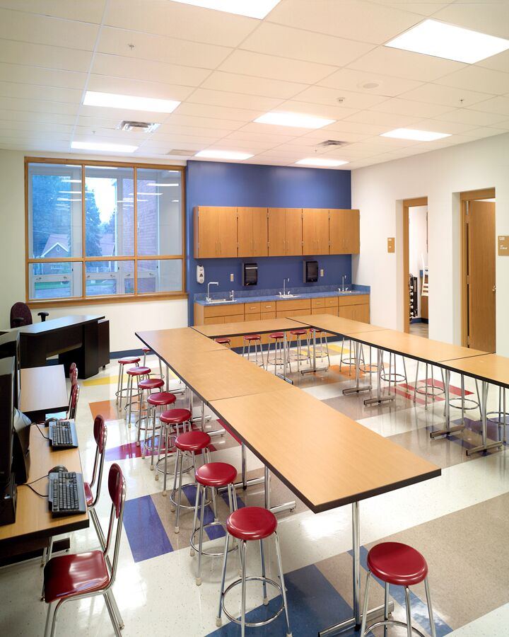 Kirkmere Elementary Strollo Architects