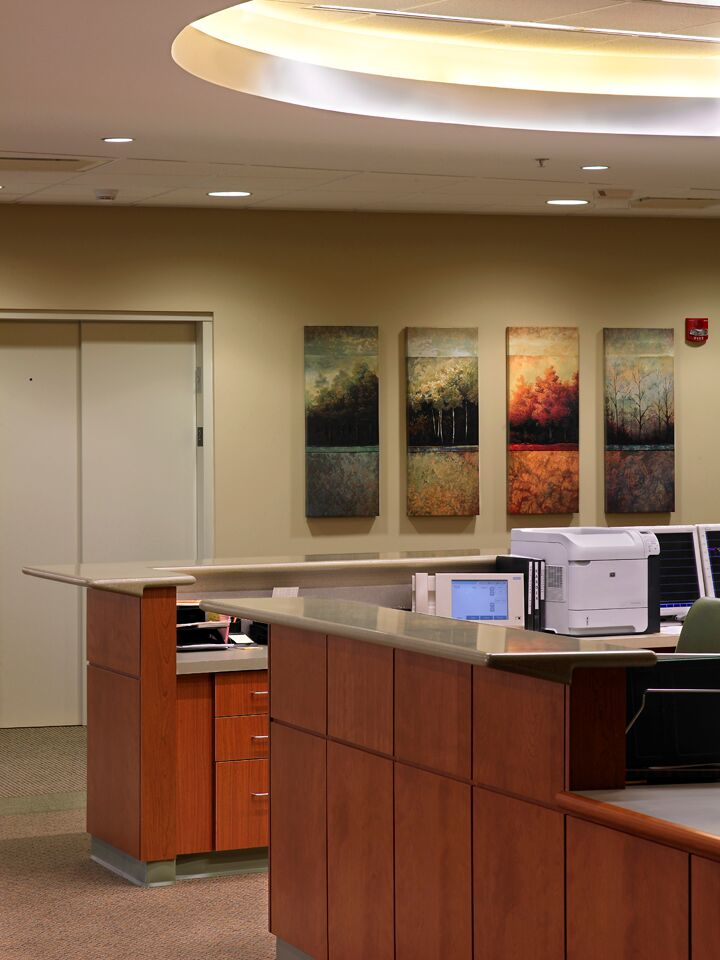 Endoscopy Room Design: Surgical Hospital At Southwoods