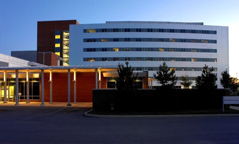 St. Elizabeth Boardman Hospital – Strollo Architects
