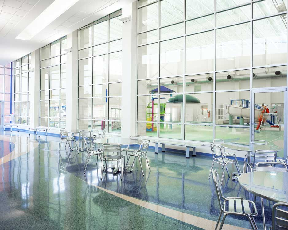 Davis Ymca  U0026 Wellness Center  U2013 Strollo Architects